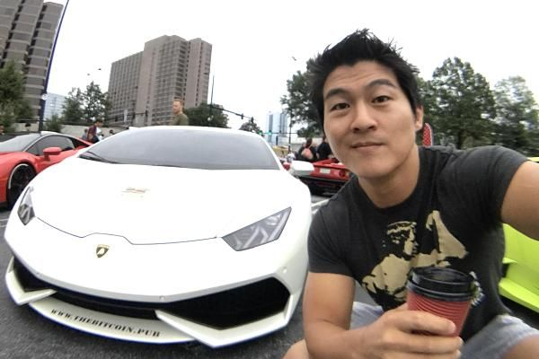 beli lamborghini dengan bitcoin