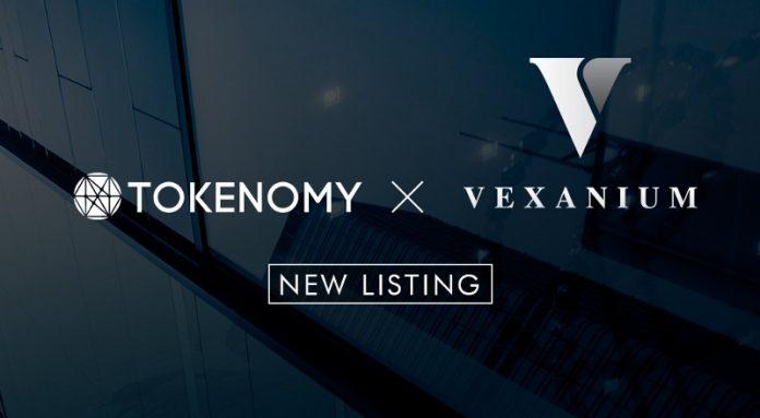 vexanium listing tokenomy