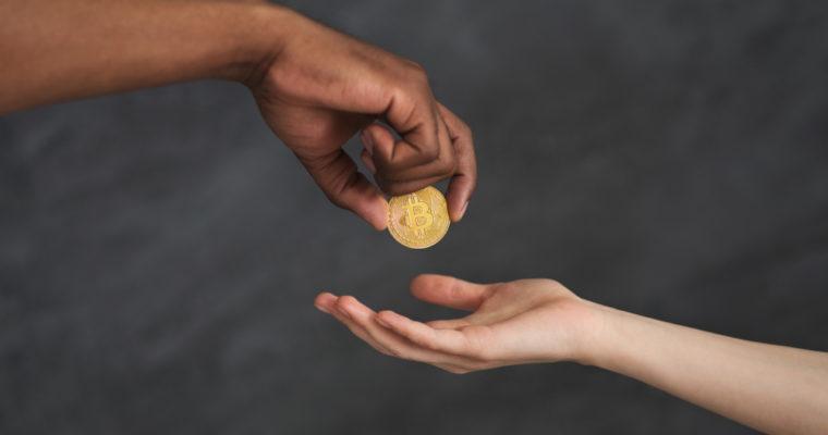 gaji dengan bitcoin