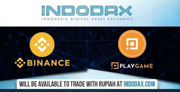bnb listing di indodax