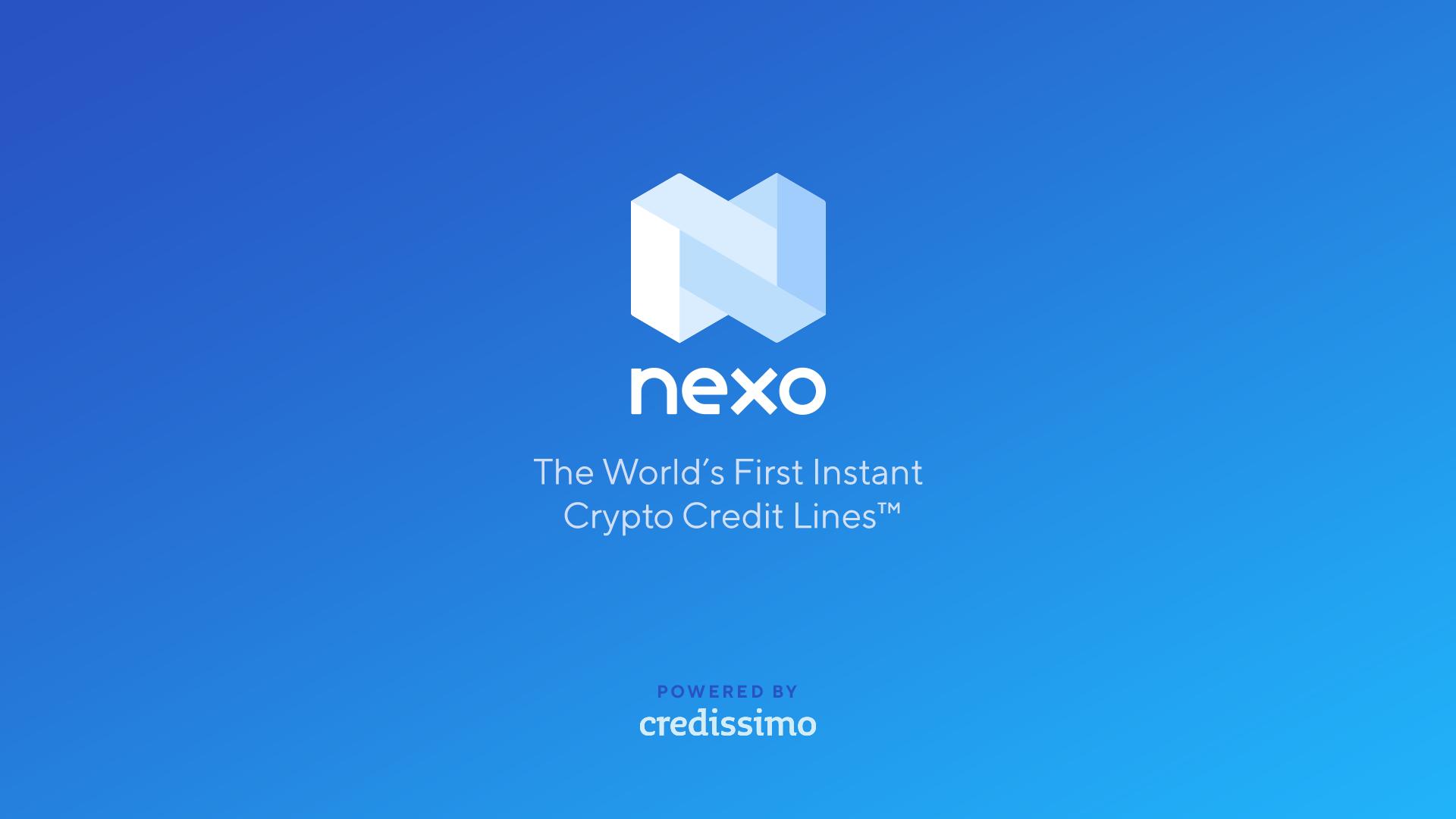 nexo lending