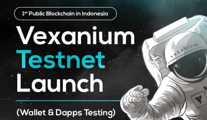vexanium testnet launch