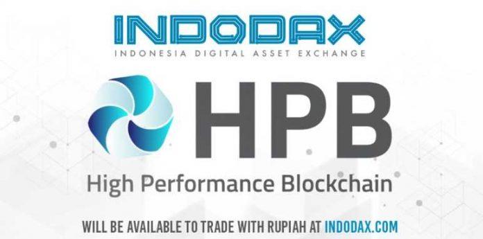 HPB listing di indodax