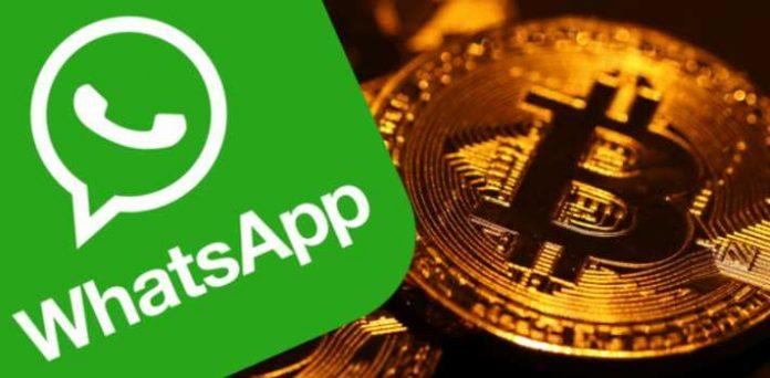 bitcoin ada di whatsapp