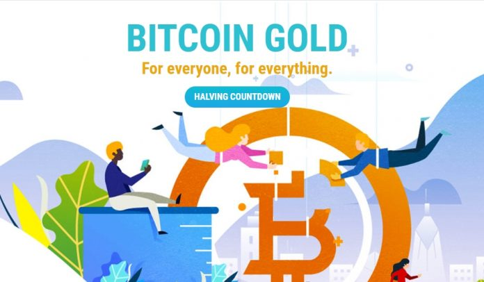bitcoin gold indonesia