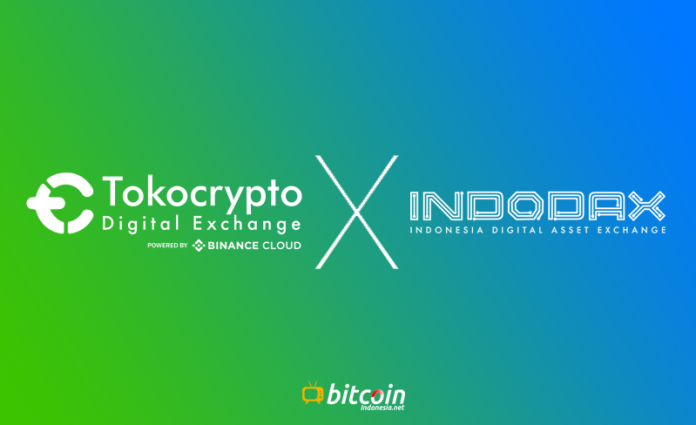 tokocrypto vs indodax
